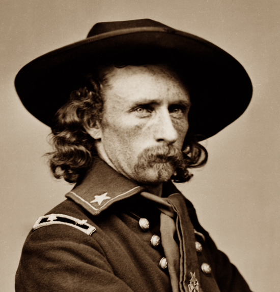 the historical accounts of george armstrong I george armstrong custer encyclopedia of oklahoma history and culture -custer, george armstrong and a life gen george a custer, with a full account of his.